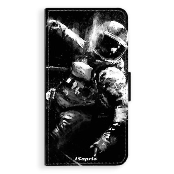Flipové pouzdro iSaprio - Astronaut 02 - Sony Xperia XZ