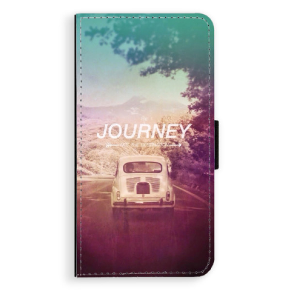 Flipové pouzdro iSaprio - Journey - Sony Xperia XZ