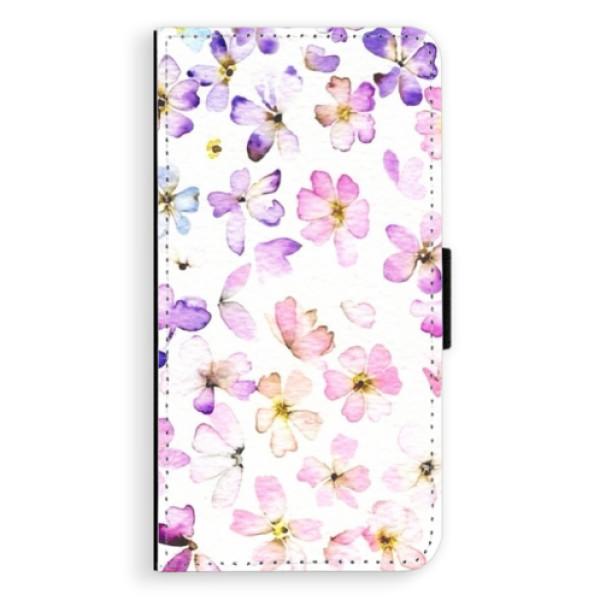 Flipové pouzdro iSaprio - Wildflowers - Sony Xperia XZ