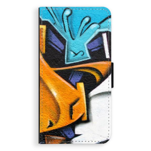 Flipové pouzdro iSaprio - Graffiti - Sony Xperia XZ