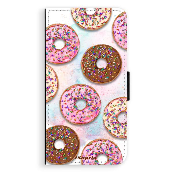 Flipové pouzdro iSaprio - Donuts 11 - Nokia 6