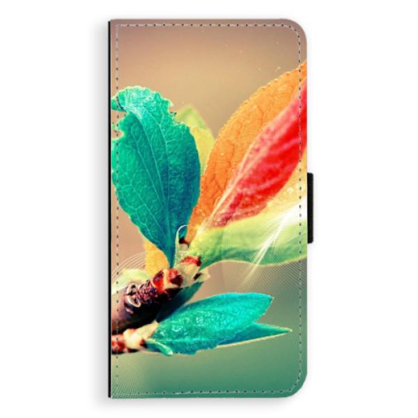 Flipové pouzdro iSaprio - Autumn 02 - Nokia 6