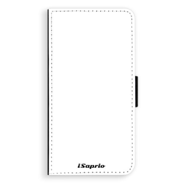 Flipové pouzdro iSaprio - 4Pure - bílý - Nokia 6