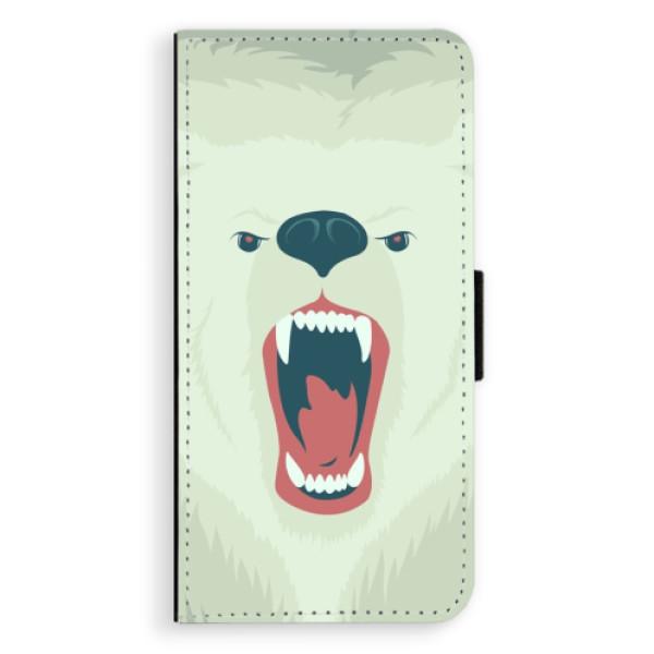 Flipové pouzdro iSaprio - Angry Bear - LG G6 (H870)