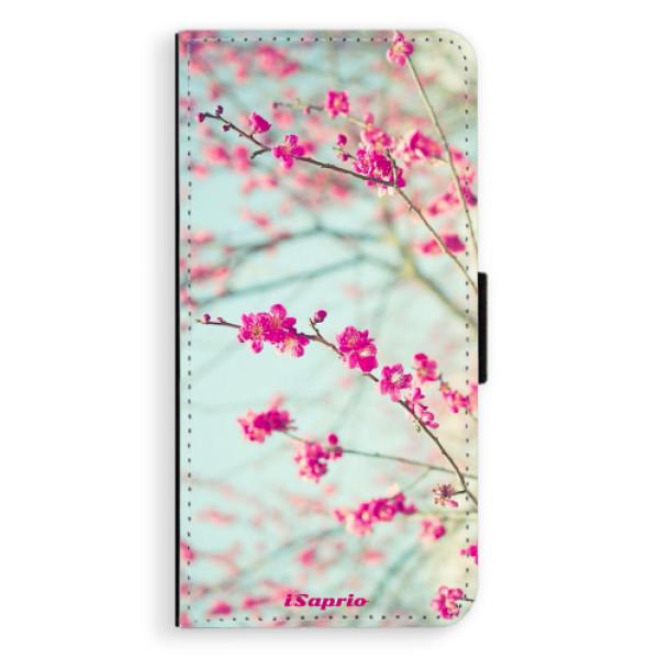Flipové pouzdro iSaprio - Blossom 01 - Huawei Ascend P8