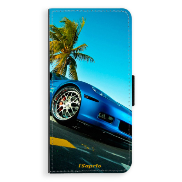 Flipové pouzdro iSaprio - Car 10 - Huawei Ascend P8