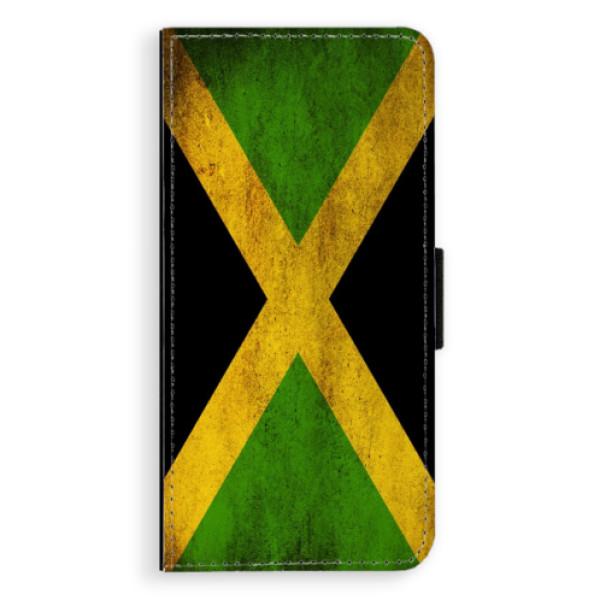 Flipové pouzdro iSaprio - Flag of Jamaica - Huawei Ascend P8