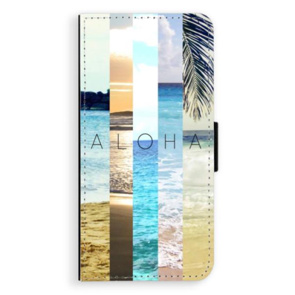 Flipové pouzdro iSaprio - Aloha 02 - Huawei Ascend P8