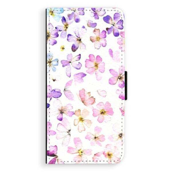 Flipové pouzdro iSaprio - Wildflowers - Huawei Ascend P8