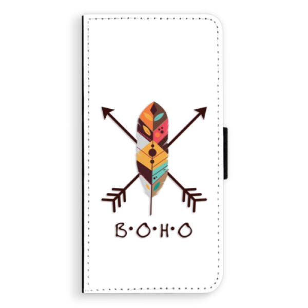 Flipové pouzdro iSaprio - BOHO - Huawei Ascend P8