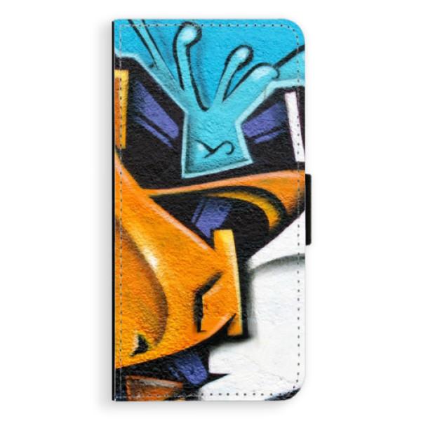 Flipové pouzdro iSaprio - Graffiti - Huawei Ascend P8