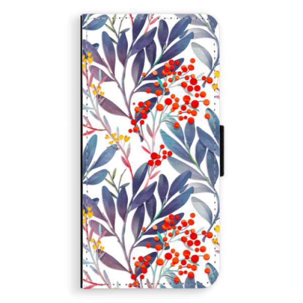 Flipové pouzdro iSaprio - Rowanberry - Huawei Ascend P8