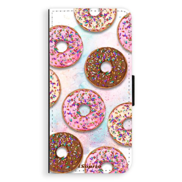Flipové pouzdro iSaprio - Donuts 11 - Huawei P9