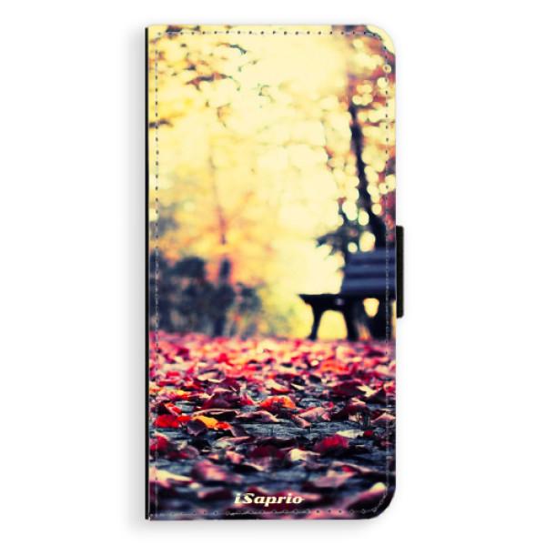 Flipové pouzdro iSaprio - Bench 01 - Huawei P9