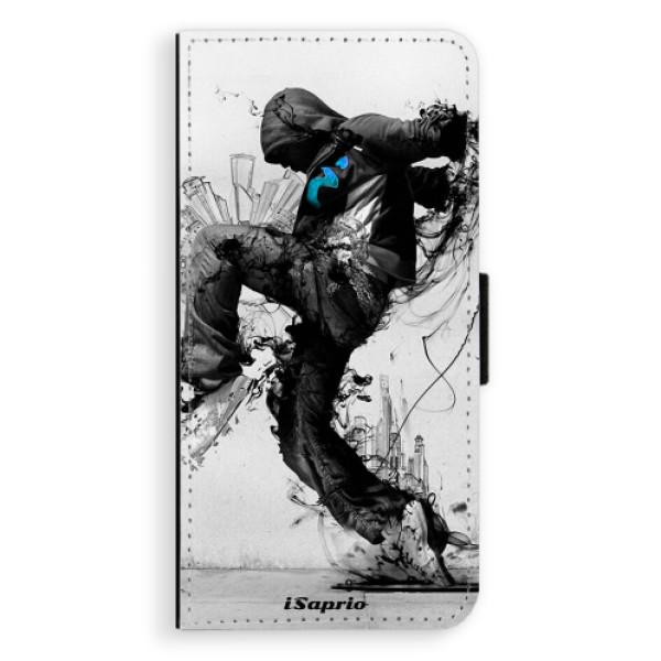 Flipové pouzdro iSaprio - Dance 01 - Huawei P9