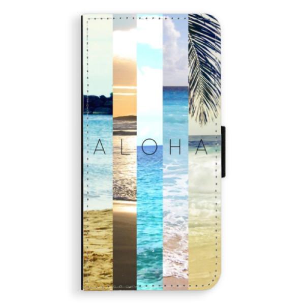 Flipové pouzdro iSaprio - Aloha 02 - Huawei P9