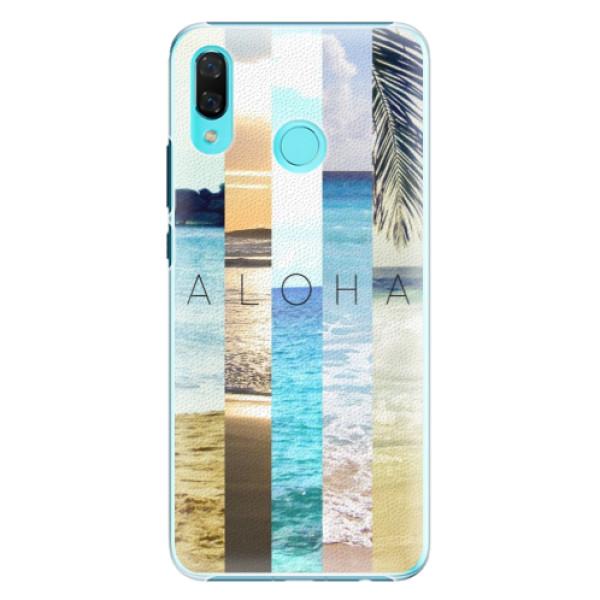 Plastové pouzdro iSaprio - Aloha 02 - Huawei Nova 3