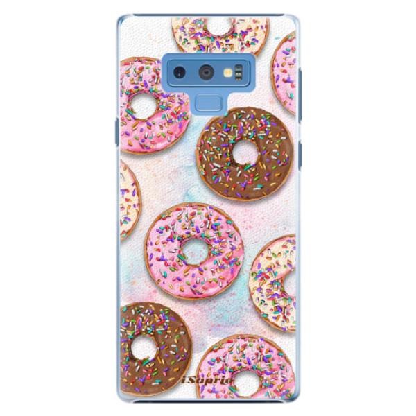Plastové pouzdro iSaprio - Donuts 11 - Samsung Galaxy Note 9