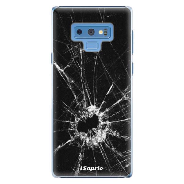 Plastové pouzdro iSaprio - Broken Glass 10 - Samsung Galaxy Note 9