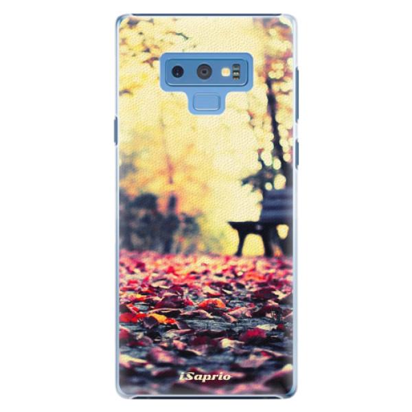 Plastové pouzdro iSaprio - Bench 01 - Samsung Galaxy Note 9