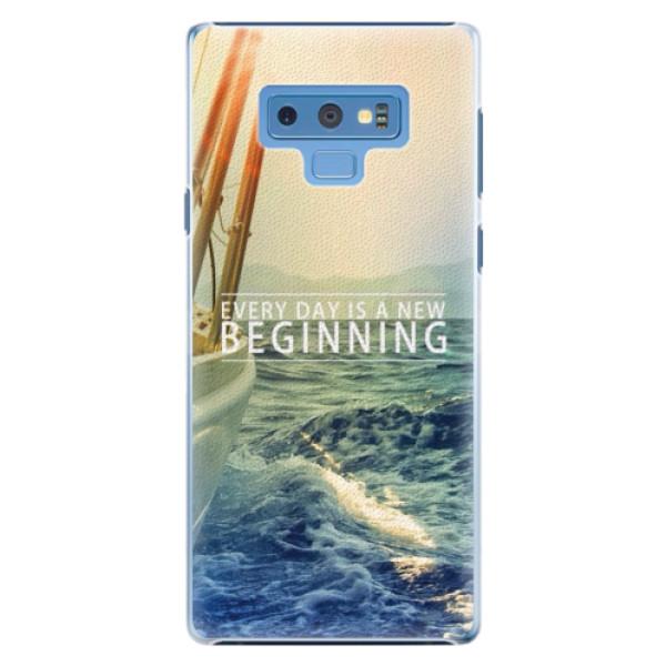 Plastové pouzdro iSaprio - Beginning - Samsung Galaxy Note 9