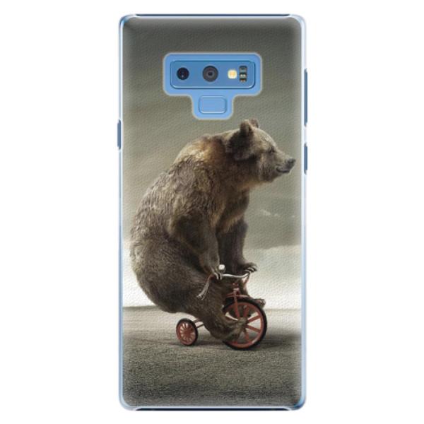 Plastové pouzdro iSaprio - Bear 01 - Samsung Galaxy Note 9