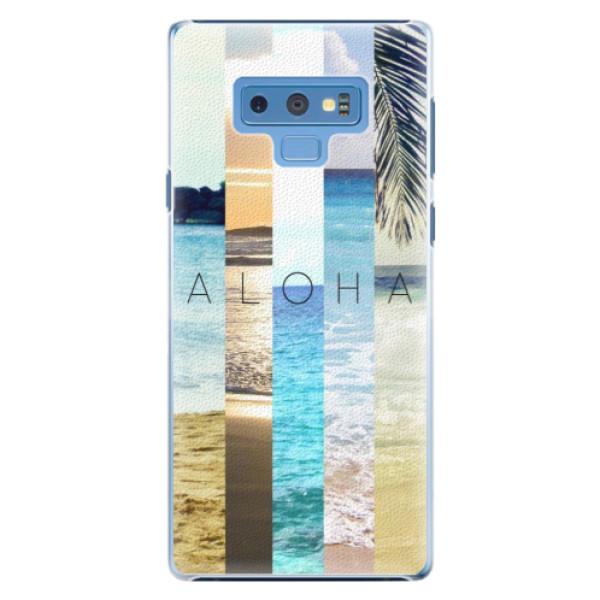 Plastové pouzdro iSaprio - Aloha 02 - Samsung Galaxy Note 9