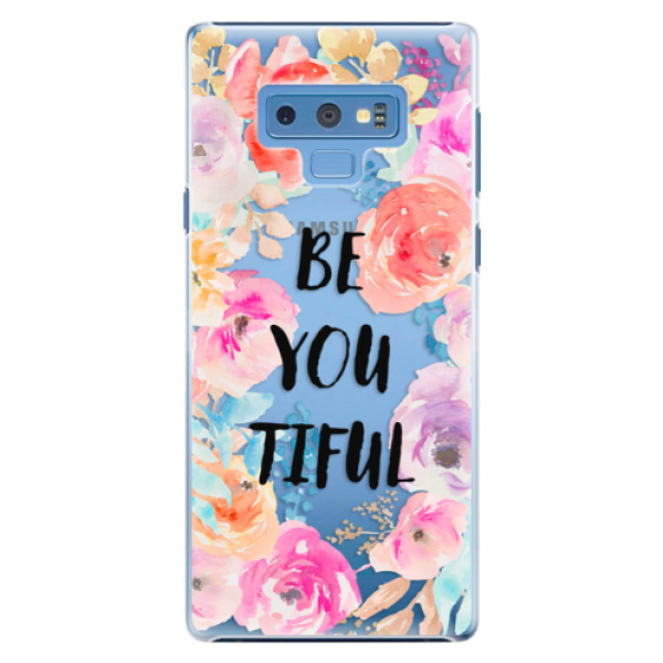 Plastové pouzdro iSaprio - BeYouTiful - Samsung Galaxy Note 9