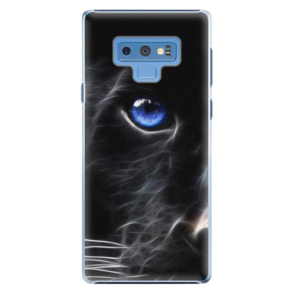 Plastové pouzdro iSaprio - Black Puma - Samsung Galaxy Note 9