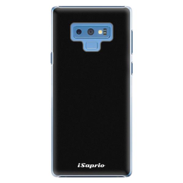 Plastové pouzdro iSaprio - 4Pure - černý - Samsung Galaxy Note 9