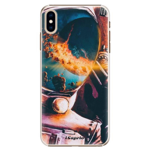 Plastové pouzdro iSaprio - Astronaut 01 - iPhone XS Max