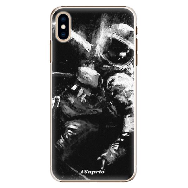 Plastové pouzdro iSaprio - Astronaut 02 - iPhone XS Max