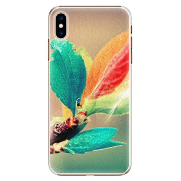Plastové pouzdro iSaprio - Autumn 02 - iPhone XS Max