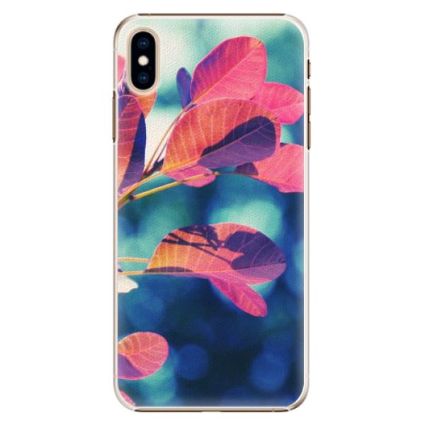 Plastové pouzdro iSaprio - Autumn 01 - iPhone XS Max