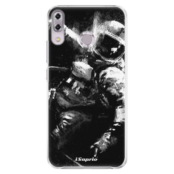 Plastové pouzdro iSaprio - Astronaut 02 - Asus ZenFone 5Z ZS620KL