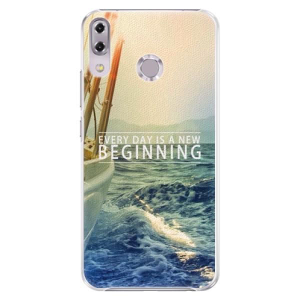 Plastové pouzdro iSaprio - Beginning - Asus ZenFone 5Z ZS620KL