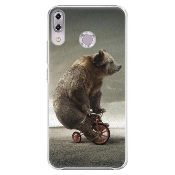 Plastové pouzdro iSaprio - Bear 01 - Asus ZenFone 5Z ZS620KL