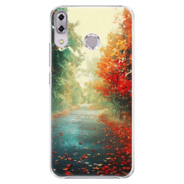 Plastové pouzdro iSaprio - Autumn 03 - Asus ZenFone 5Z ZS620KL