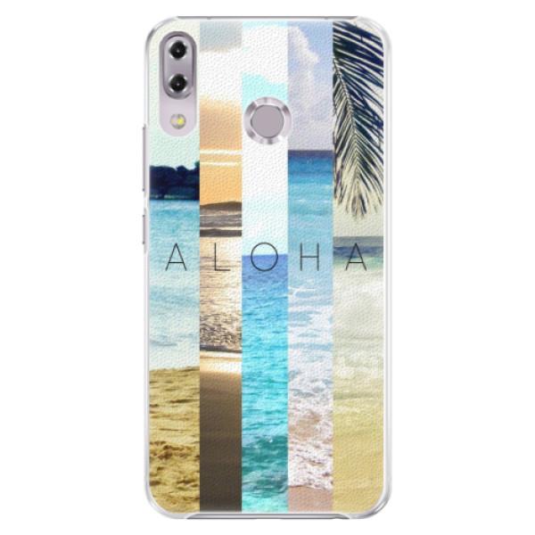 Plastové pouzdro iSaprio - Aloha 02 - Asus ZenFone 5Z ZS620KL