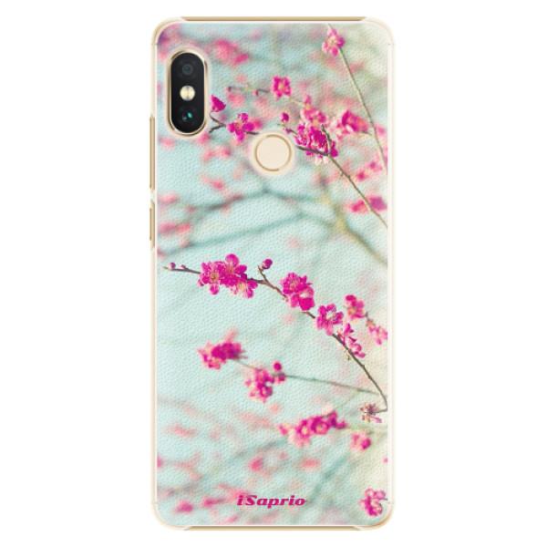 Plastové pouzdro iSaprio - Blossom 01 - Xiaomi Redmi Note 5