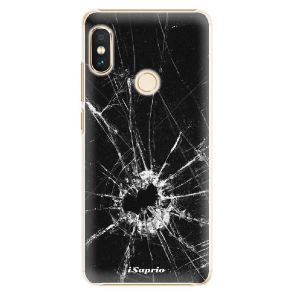 Plastové pouzdro iSaprio - Broken Glass 10 - Xiaomi Redmi Note 5