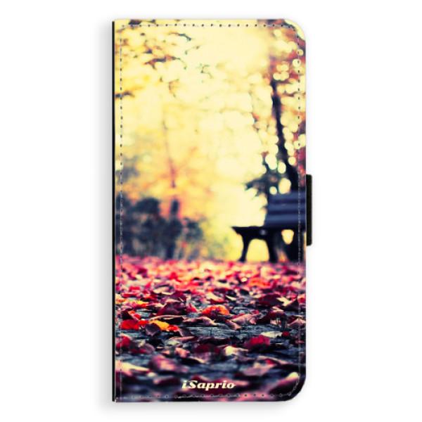 Flipové pouzdro iSaprio - Bench 01 - Huawei P20