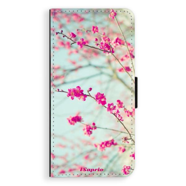 Flipové pouzdro iSaprio - Blossom 01 - Huawei Honor 10