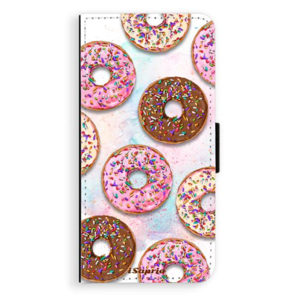 Flipové pouzdro iSaprio - Donuts 11 - Huawei Honor 10