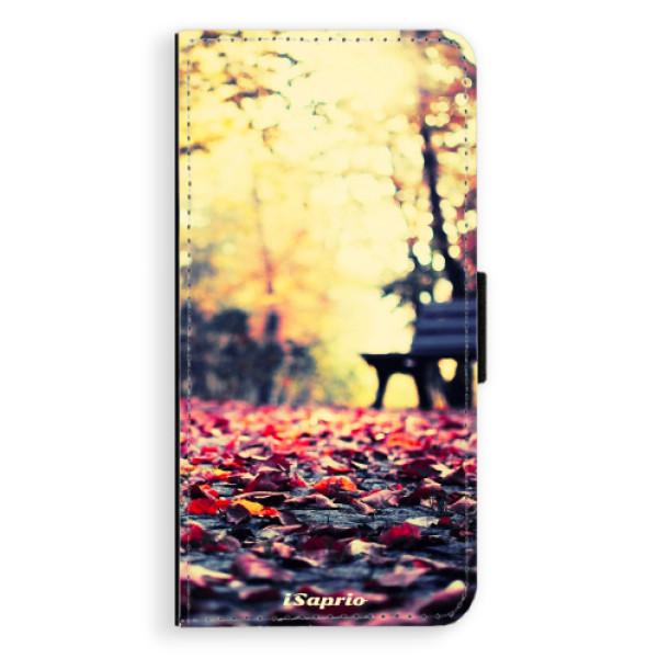 Flipové pouzdro iSaprio - Bench 01 - Huawei Honor 10