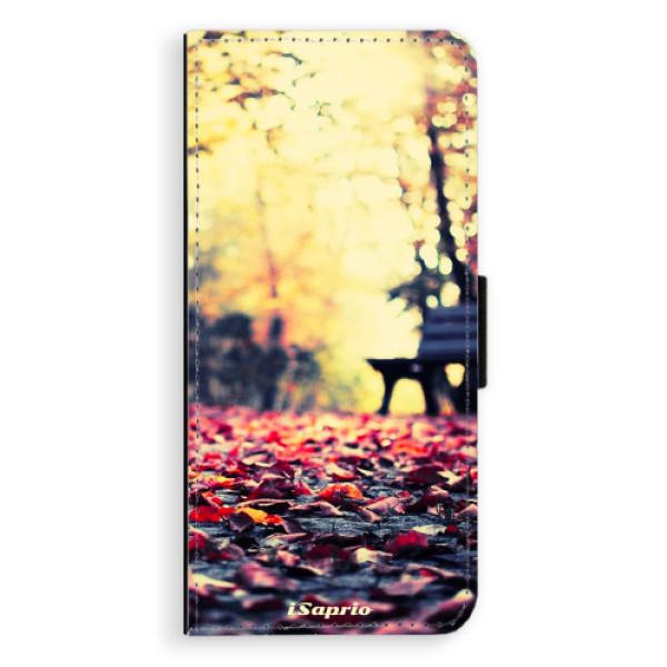 Flipové pouzdro iSaprio - Bench 01 - Samsung Galaxy A8 Plus
