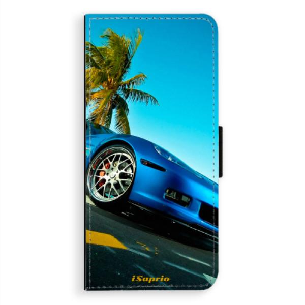 Flipové pouzdro iSaprio - Car 10 - Samsung Galaxy A8 Plus