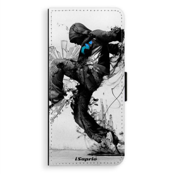 Flipové pouzdro iSaprio - Dance 01 - Samsung Galaxy A8 Plus