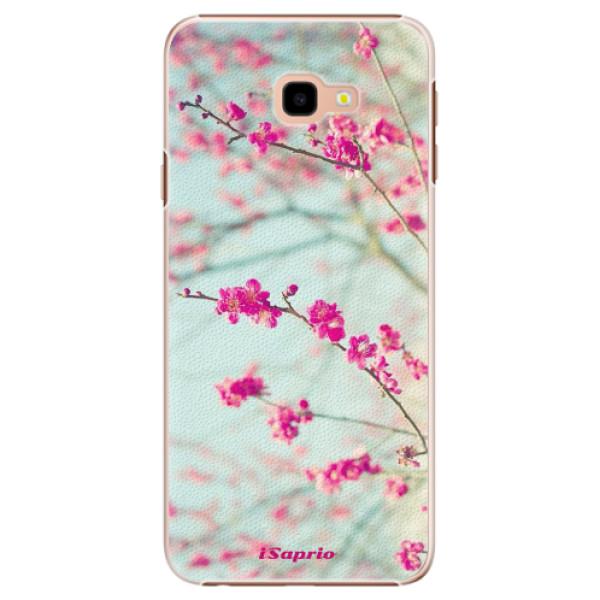 Plastové pouzdro iSaprio - Blossom 01 - Samsung Galaxy J4+