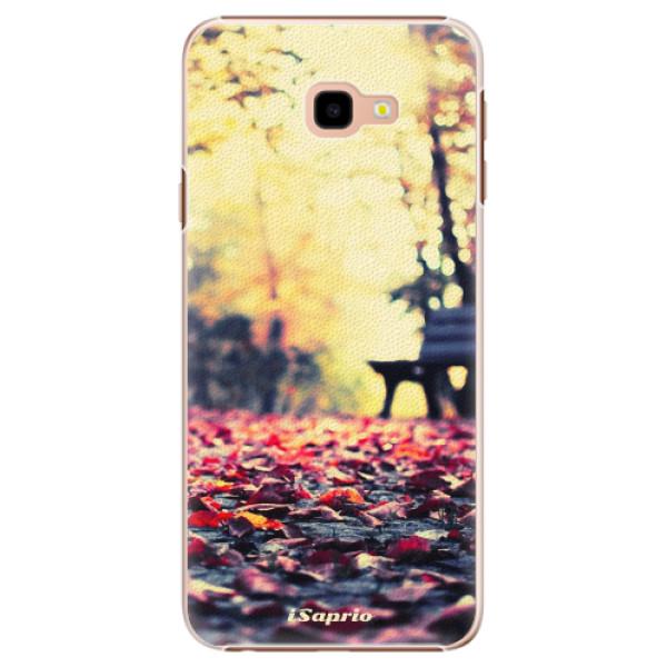 Plastové pouzdro iSaprio - Bench 01 - Samsung Galaxy J4+